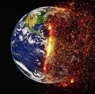 Le réchauffement climatique : les enjeux pour la planète
