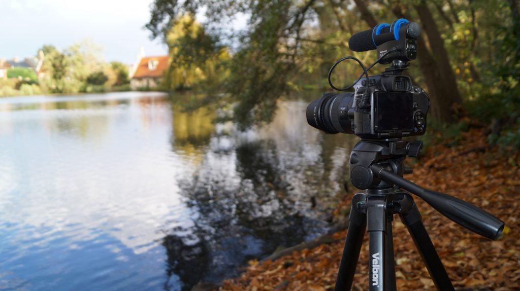 caméra, film, vidéo